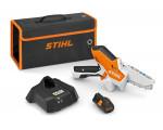 Аккумуляторная мотопила Stihl GTA 26 SET (AS 2, AL 1)