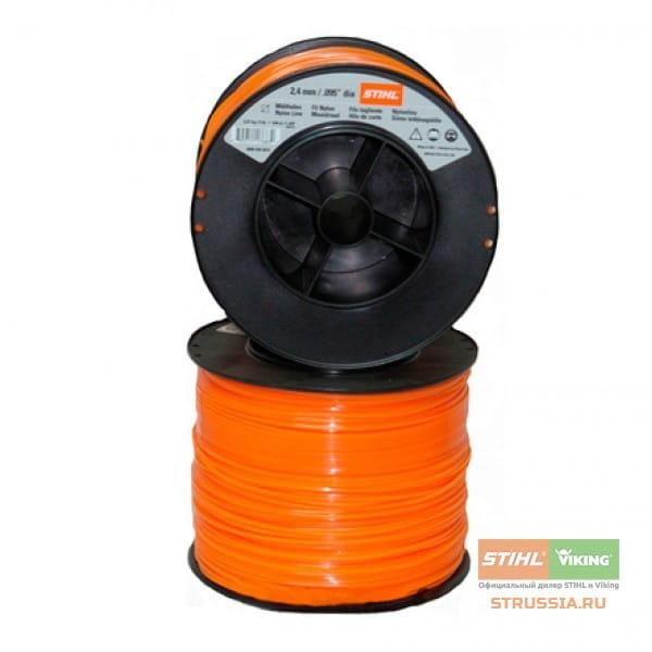 Cтруна триммерная круглого сечения Stihl 1,6 мм х 2522 м