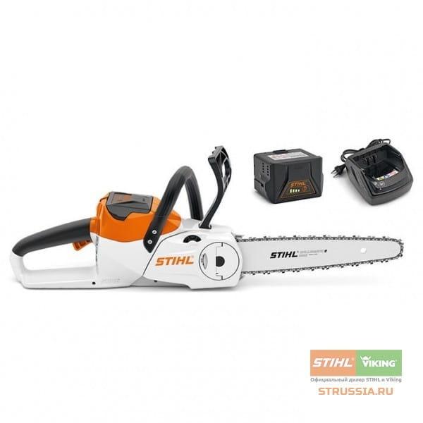 MSA 120 C-BQ SET (акб AK20 + зу AL101) 12540115818,12540115888 в фирменном магазине Stihl