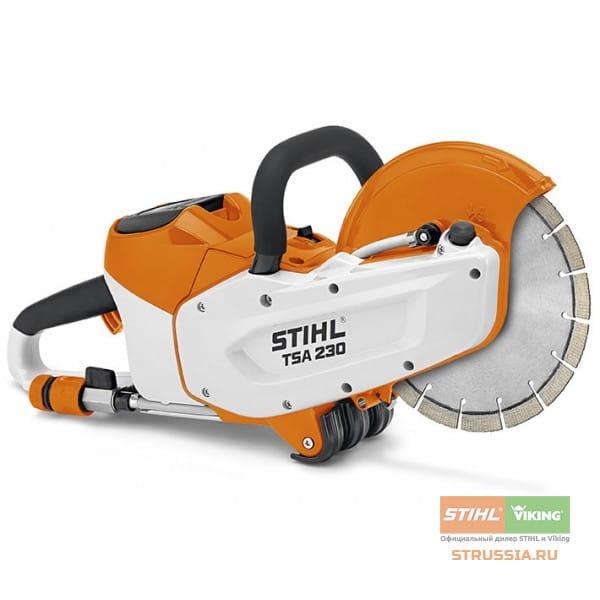 TSA 230, без аккумулятора и зарядки 48640116600 в фирменном магазине Stihl