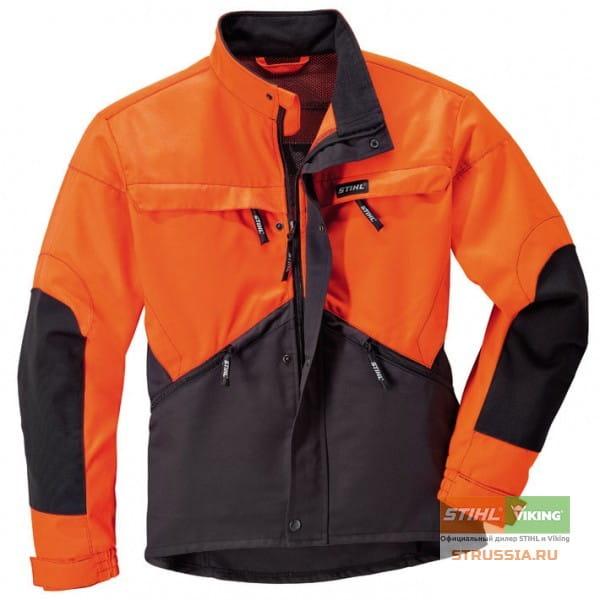 Куртка Stihl DYNAMIC, Антрацит-оранжевый, размер S