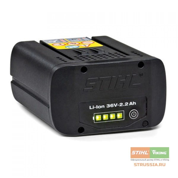 Аккумуляторный блок AP 30 48504006500 в фирменном магазине Stihl