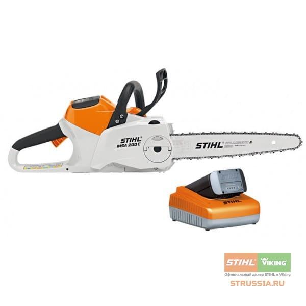 MSA 200 C-BQ SET (AP180, AL300) 12512000040 в фирменном магазине Stihl