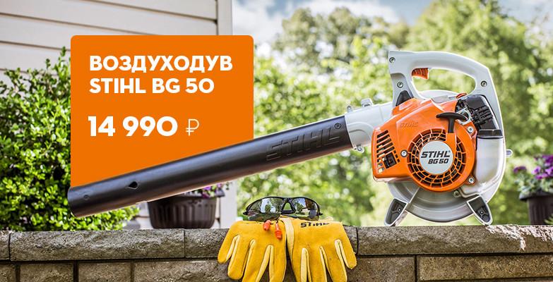 воздуходувки BG 50