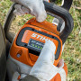 Аккумуляторная мотопила Stihl MSA 220 C-BQ шина 35 см без АКБ и З/У